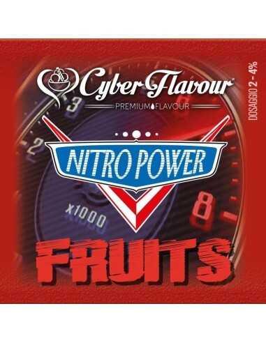 Nitro Power Frutta 20 ML additivo