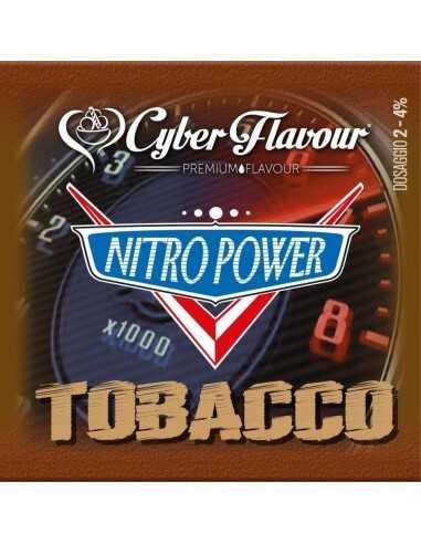 Nitro Power Tobacco 20 ML additivo