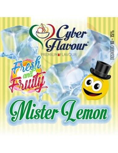 Mr Lemon Fresh&Fruity aroma...