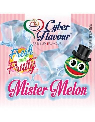 Mr melon Fresh&Fruity aroma concentrato 20 ML - Cyber Flavour