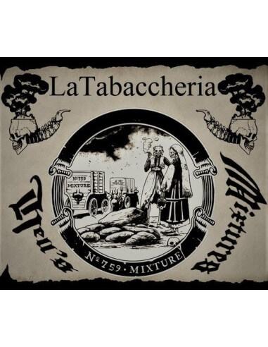 N.759 Mixture - La Tabaccheria