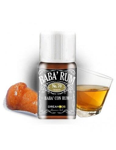 Baba' Rum No.70 10ml - Dreamods