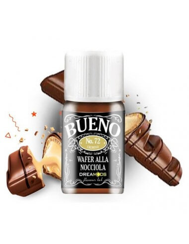 Bueno No.72 Aroma Concentrato 10 ml - Dreamods