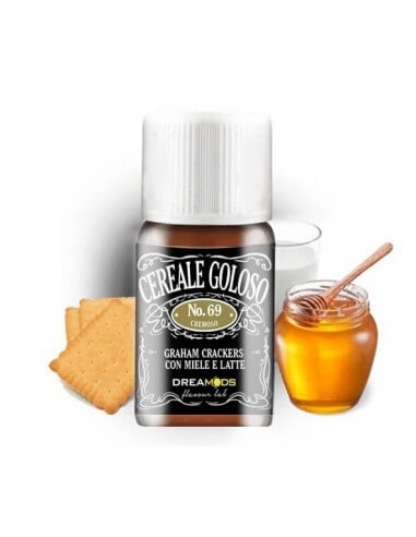 Cereale Goloso No.69 Aroma Concentrato 10 ml - Dreamods