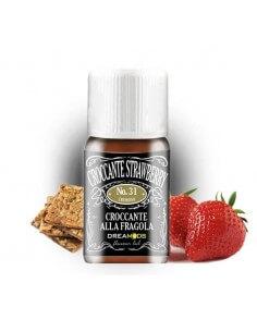 Croccante Strawberry No.31 Aroma Concentrato 10 ml - Dreamods
