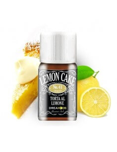 Lemon Cake N. 41 10 ml - Dreamods