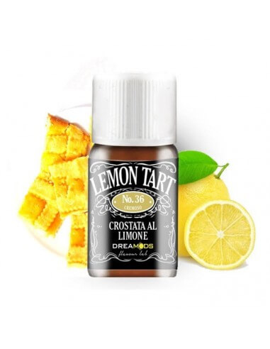Lemon Tart N. 36 10 ml - Dreamods