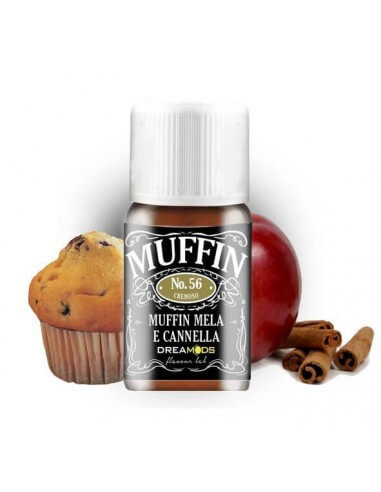 Muffin No.56 Aroma Concentrato 10 ml - Dreamods