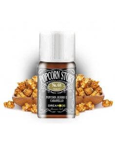 Popcorn Story No.68 Aroma Concentrato 10 ml - Dreamods