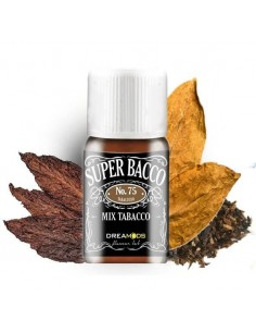 Super Bacco No.75 Aroma Concentrato 10 ml - Dreamods