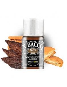 Xbacco No.74 Aroma Concentrato 10 ml - Dreamods