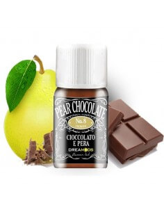 Pear Choccolate N. 8 10 ml - Dreamods