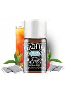 Peach Tea Ghiacciato No.80 Aroma Concentrato 10 ml - Dreamods