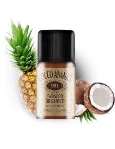 Cocco e Ananas No.991 Aroma Concentrato 10 ml - Dreamods