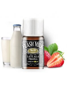 Flash Milk No.65 Aroma Concentrato 10 ml - Dreamods
