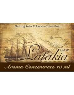 Latakia (raw) - Blendfeel