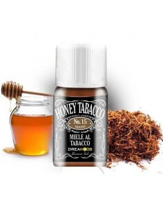 Honey Tabacco N. 15 10 ml - Dreamods