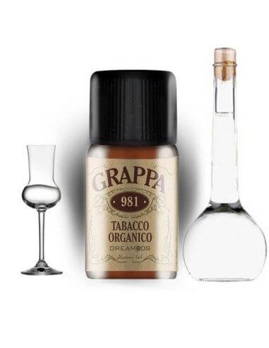 Grappa No.981 Aroma Concentrato 10 ml - Dreamods