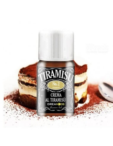 Tiramisù N. 2 10 ml - Dreamods