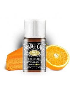 Orange Cake N. 9 10 ml - Dreamods