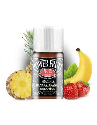 Power Fruit No.13 Aroma Concentrato 10 ml - Dreamods