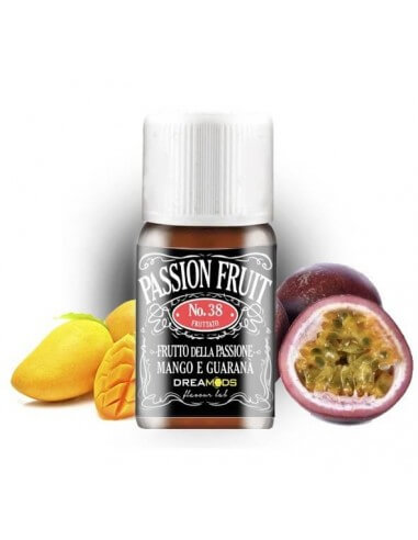 Passion Fruit N. 38 10 ml - Dreamods