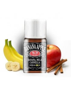 Banana Apple No.39 Aroma Concentrato 10 ml - Dreamods
