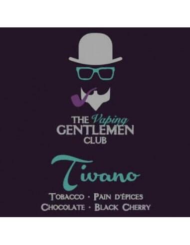 Tivano 11ml by The Vaping Gentlemen Club