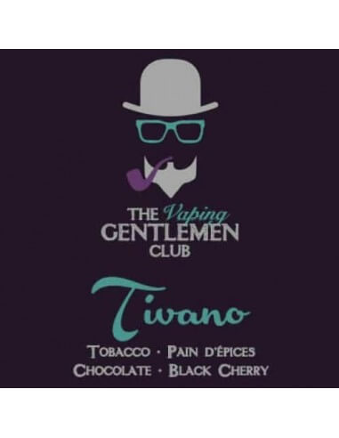 Tivano - The Vaping Gentlemen Club