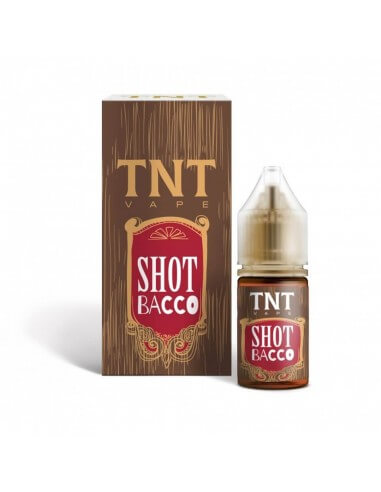 Aroma Concentrato shot bacco by TNT VAPE