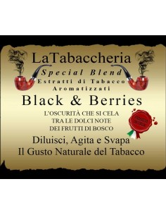 Black & Berries by La...