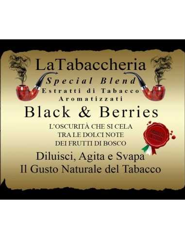 Black & Berries - La Tabaccheria