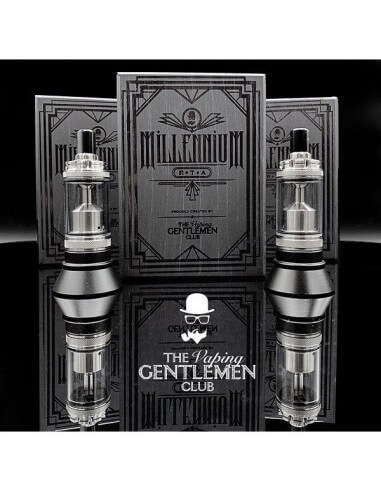 Millennium rta - The Vaping Gentlemen...