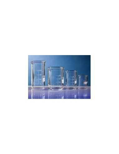 Bicchiere graduato 250 ml Forma Bassa...