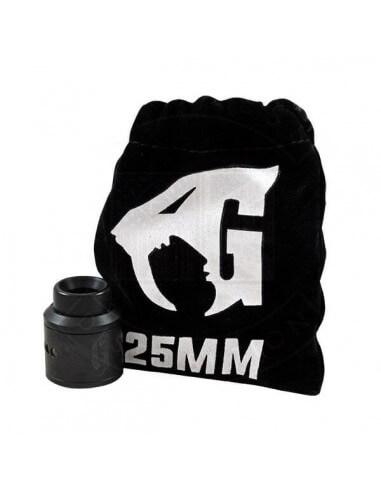 GOON 25 - 528 custom vapes (Black)