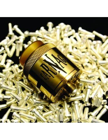 Pin argento per Carnage RDA by Purge...