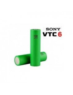 Sony Konion US18650 VTC6...