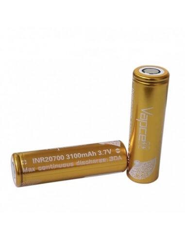 Batteria Vapcell 20700 3100mAh GOLD -...