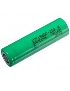 Batteria INR 18650 25R 2500 mAh 30A - Samsung