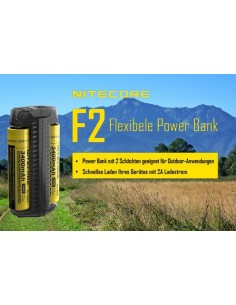 Nitecore F2 Flexible Power...