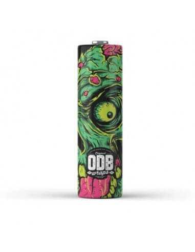 ODB Wraps 18650 zombie x4