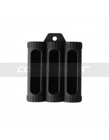 Porta batterie Triplo 18650 - Coil Master (nero)