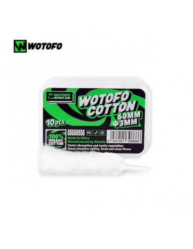 Wotofo Cotton 3mm - Wotofo