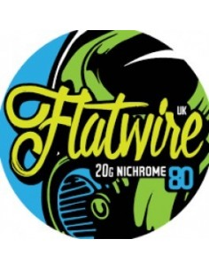 FLAT Nichrome 80 AWG 20 -...