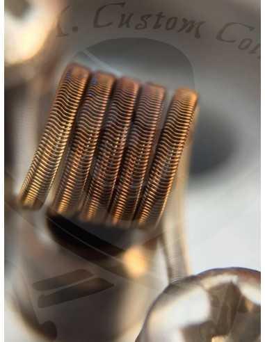 Nano Stapled Alien by IM CUSTOM COIL