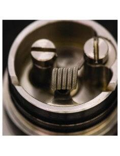 TC NANO ALIEN (dual coil)...