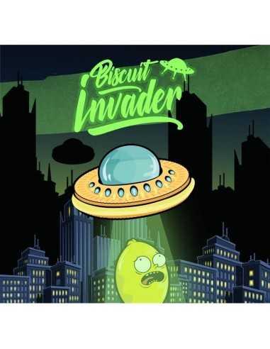 Biscuit Invader - Shake 'N' Vape (75ml)