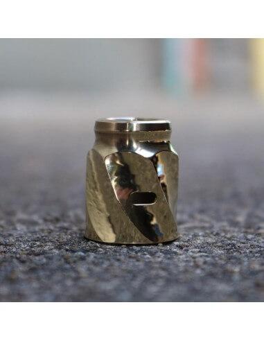 The Vortex Cap S Brass