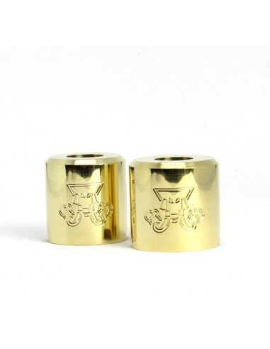 Kennedy Cap 25 mm - 28 mm by Mammoth Creations (brass)