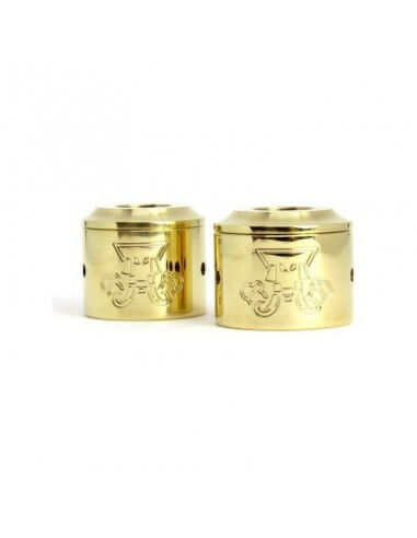 Cap per Goon 25 mm con diametro esterno 30 mm by Mammoth Creations (brass)